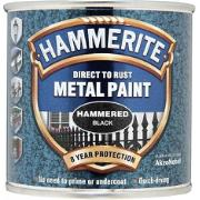 HAMMERITE BLACK 250ML