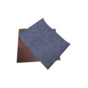 SANDPAPER FOR STEEL NO.220 3PC