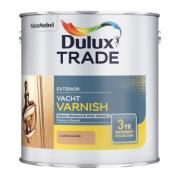 DULUX DULAX GLOSS EXTERIOR VARNISH 1Ltr