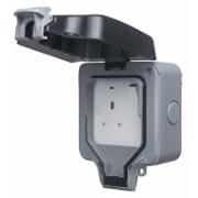 NEXUS STORM OUTDOOR SINGLE SWITCHED  SOCKET