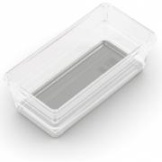 KIS STORAGE BOX 15X7.5X5CM GREY