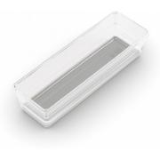 KIS STORAGE BOX 22.5X7.5X5CM GREY