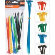 CABLE TIE ASSORTMENT 50CPS