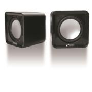 ELEMENT SPEAKER BLACK 2X2.5WATTS