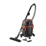 BLACK & DECKER WET & DRY VACUUM 20L 1.2KW
