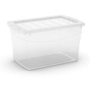 KIS OMNI BOX M TRANSPARENT 30L