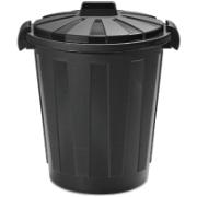 GARBAGE BIN 60L WITH LID
