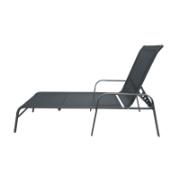 LIANA ST LOUNGER BED BLACK