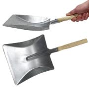 BBQ SHOVEL META ZINC PLATED
