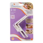 DREAMBABY ANGLE LOCK 2PACK