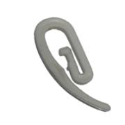 CURTAIN CLIPS GREY 30PC