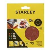 STANLEY SHEETS 80G 125MM