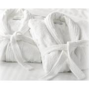 IONION BATH ROBE 100% COTTON 400GR WHITE