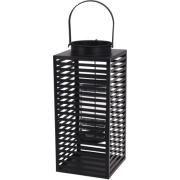 LANTERN METAL MATT BLACK