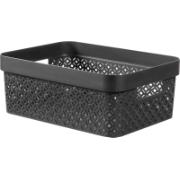 CURVER TERRAZO BOX 11L-BLACK