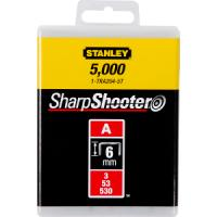 STANLEY STAPLES  6MM 1000PC