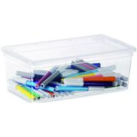 KIS C BOX XS 6L TRANSPARENT