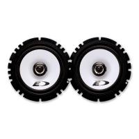 ALPINE CAR SPEAKERS 16.5CM 220W