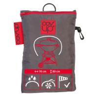 BBQ ROUND COVER M 70X80