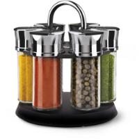 LAMART SET OF 6 SPICE JARS