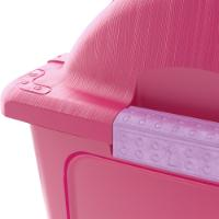 KIS W BOX 50L PRINCESS PINK