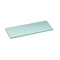 ELEMENT VARIO GLASS SHELF SATINI 60X15X0.6CM