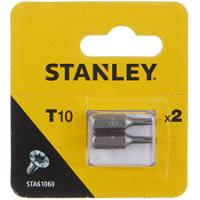 STANLEY SCREWDRIVER BITS T10