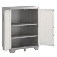 KETER LOW CABINET TIDY 68X39X97CM