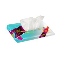 WHITE TISSUES SOFT PACK X60PCS
