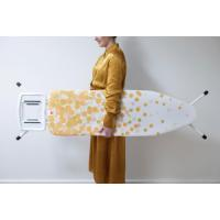BRABANTIA IRONING BOARD B WITH IRON HOLDER - 124 X 38 CM