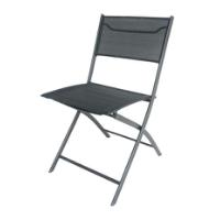 KATHY FOLDING CHAIR BLACK