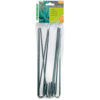 VERDEMAX STEEL STAKES PRO 10PCS