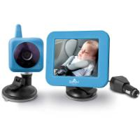 BAYBY DIGITAL VIDEO BABY MONITOR CAR/HOME