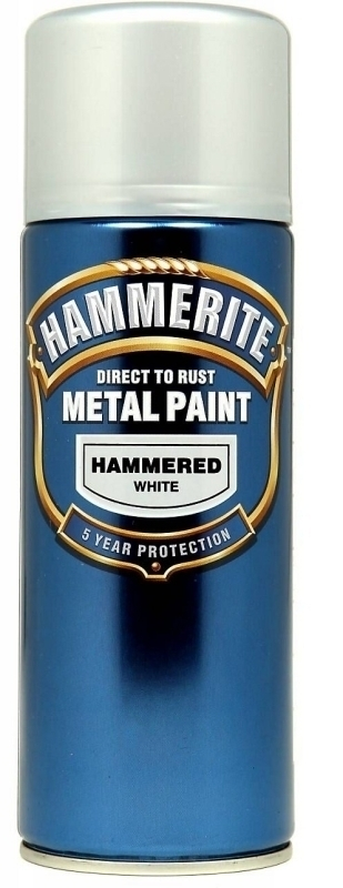 HAMMERITE AERO WHITE 400ML