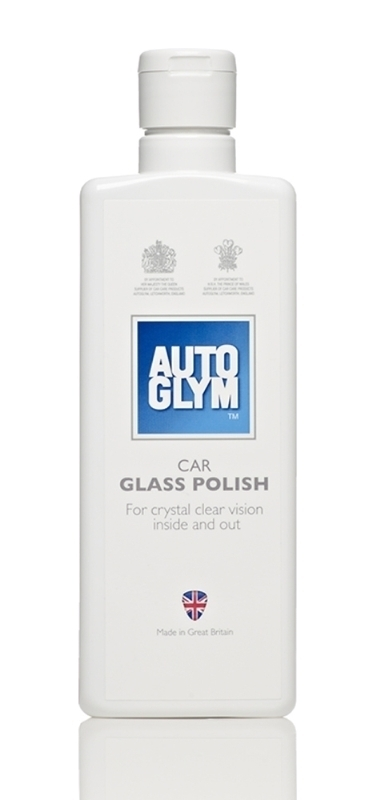 AUTOGLYM CAR GLASS POLISH