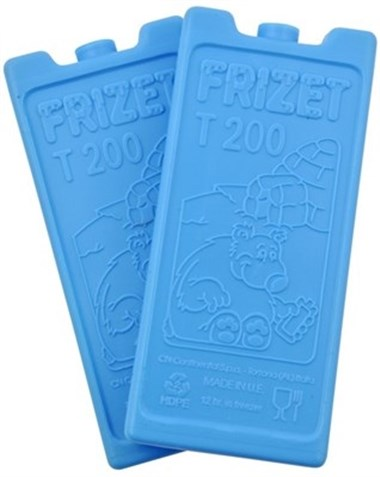 COLD PACK BLOCK 200ML X2