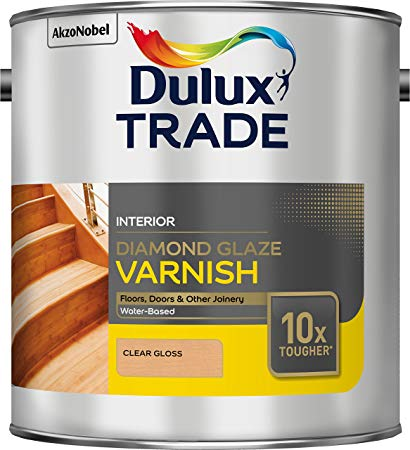 DULUX GLOSS DIAMOND GLAZE 1Ltr