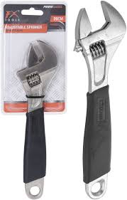 FX ADJUSTABLE WRENCH 8 INCH