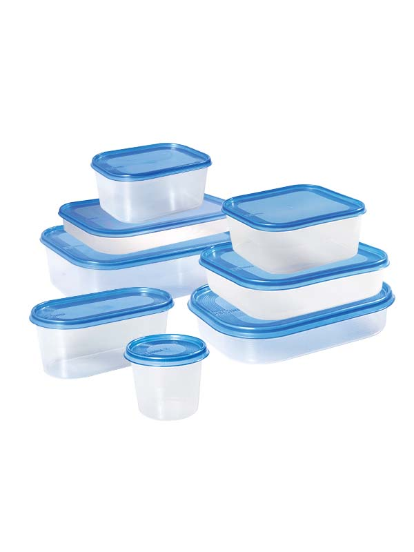 HELSINK FOOD CONTAINER 150ML BLUE