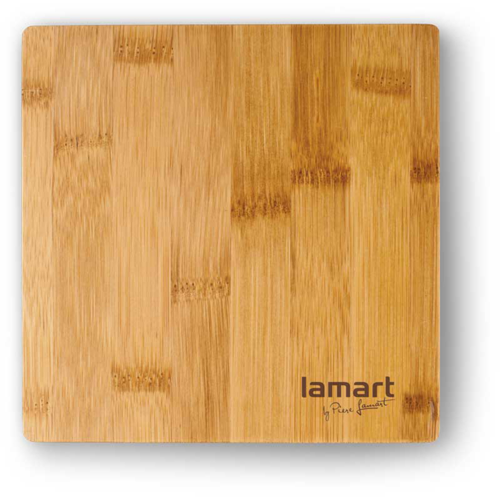 LAMART SET OF 12 SPICE JARS