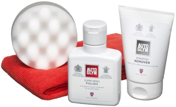AUTOGLYM SCRATCH REMOVAL KIT