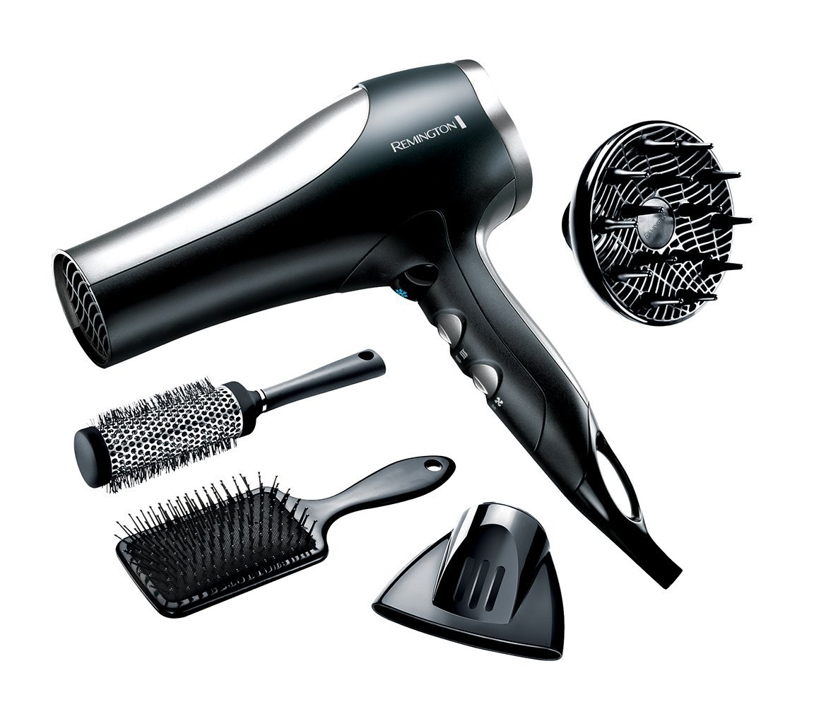 REMINGTON DRYER GIFT SET 2100W D5017