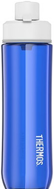 THERMOS  HYDRATION BOTTLE 750ML BLUE
