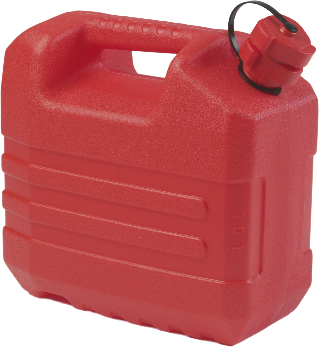 JERRYCAN 10L RED 321X178X301