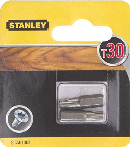 STANLEY SCREWDRIVER BITS T30