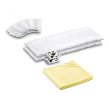 KARCHER MICROFIBRE CLTH SET KITCH
