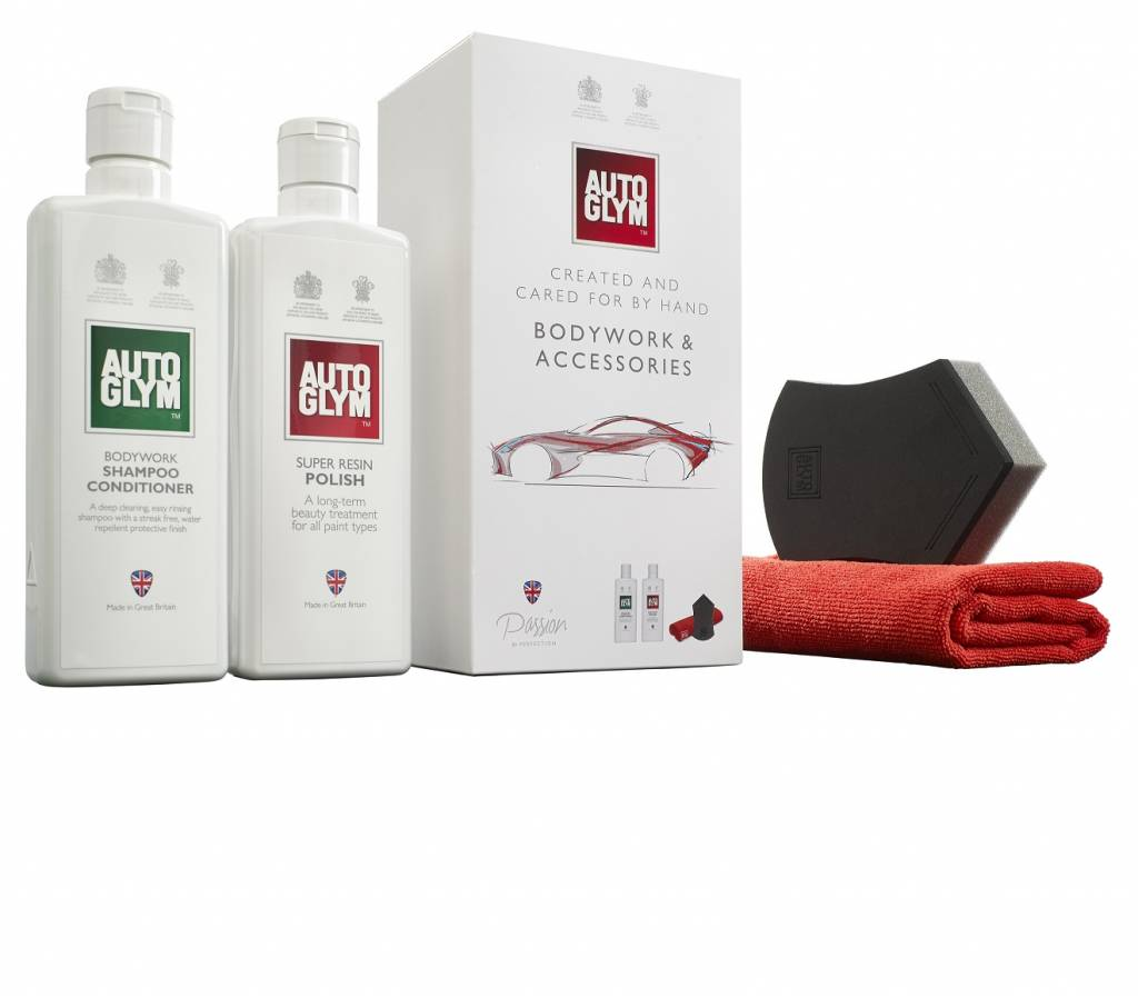 AUTOGLYM BODYWORK & ACCESSORIES