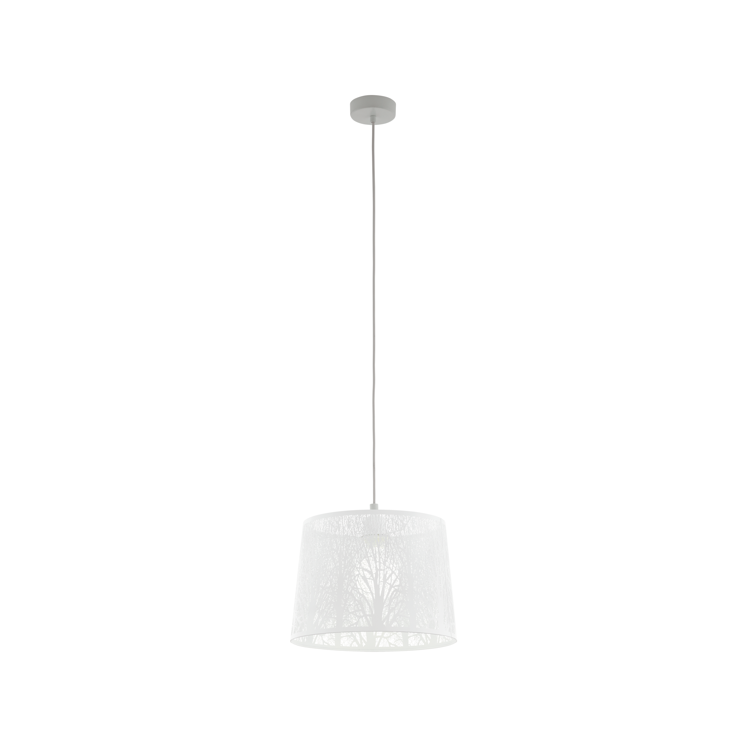 EGLO 'HAMBLETON' PENDANT LIGHT 1xE27
