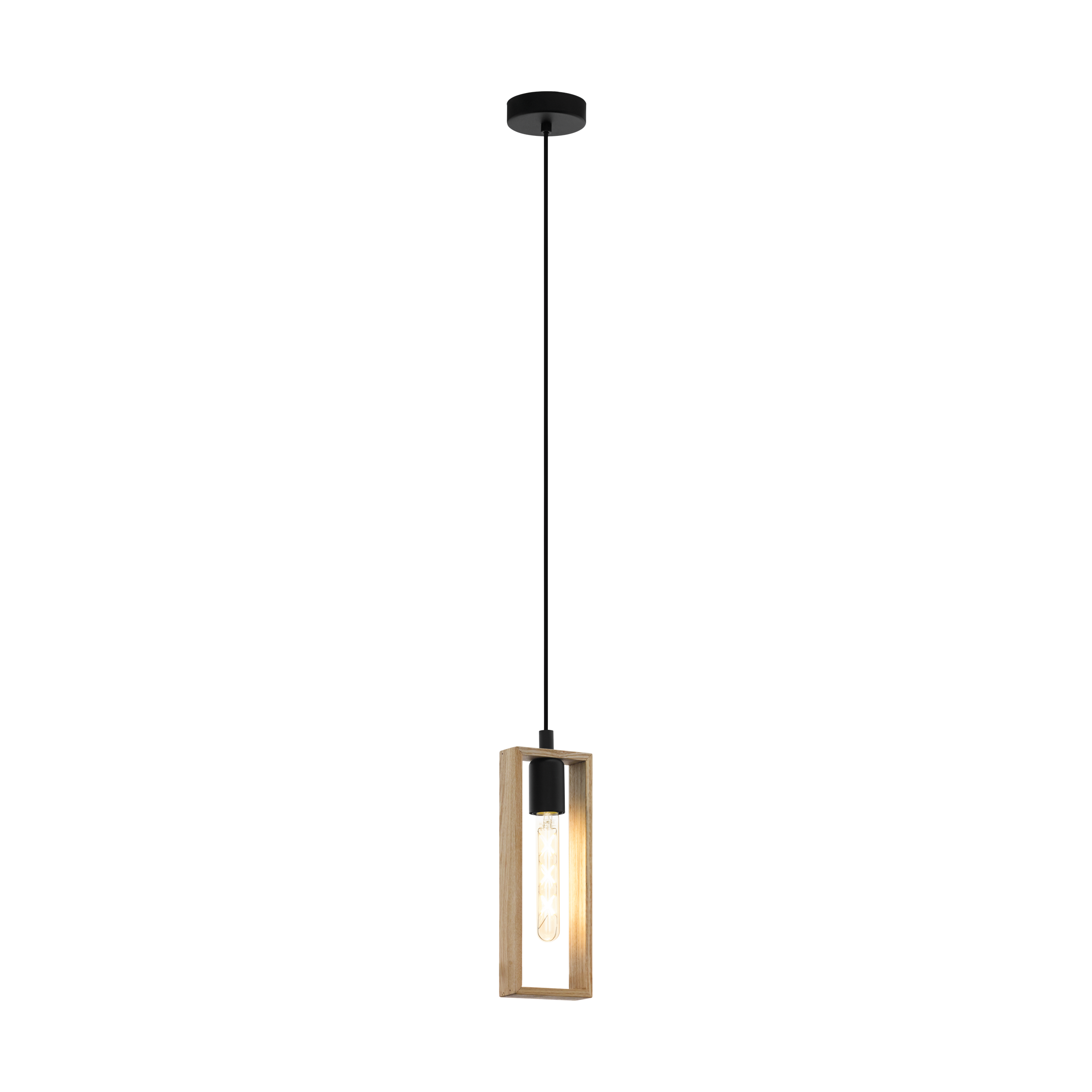 EGLO 'LITTLETON' PENDANT LIGHT 1xE27