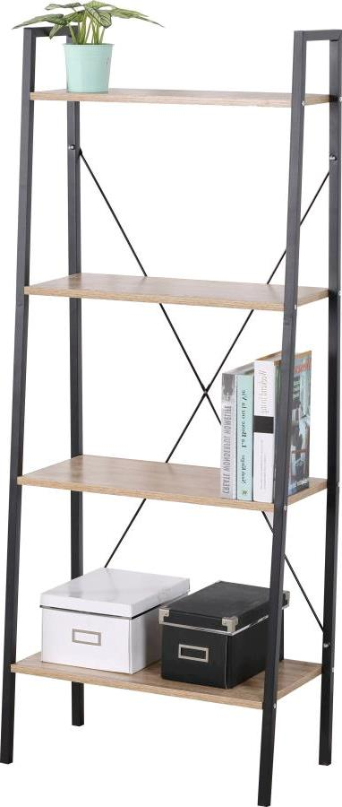 MAROCO BOOKCASE BLACK 60X32